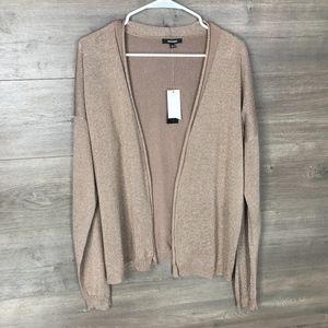 3/$25🛍️ Premise Women's Metallic Cardigan Sweater